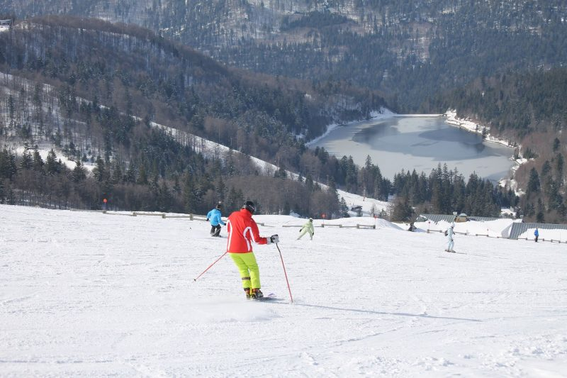 La Bresse Hohneck La Belle Montagne